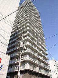 北海道札幌市中央区南七条西6丁目の賃貸マンションの外観