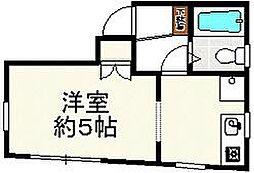 穴川駅 2.6万円