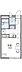 間取り,1K,面積20.28m2,賃料3.9万円,JR東海道・山陽本線 姫路駅 バス16分 金山口下車 徒歩2分,,兵庫県姫路市伊伝居642-4
