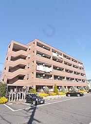 埼玉県所沢市松郷の賃貸マンションの外観