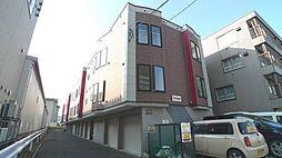 J・s court 東札幌[108号室]の外観