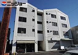 DIMANCHE-SHIMIZU[2階]の外観