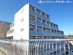 東京都八王子市西片倉2丁目の賃貸マンションの外観