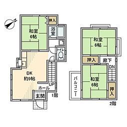萩原テラスハウス第1