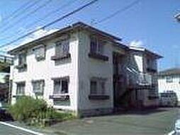 本岡コーポC棟[208号室]の外観
