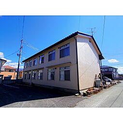 松澤荘[2階]の外観
