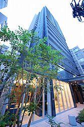 プレサンスタワー北浜[6階]の外観