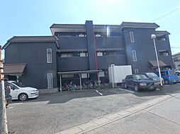 埼玉県坂戸市八幡1丁目の賃貸マンションの外観