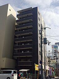 兵庫県尼崎市昭和南通4の賃貸マンションの外観