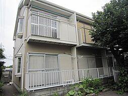 東京都小金井市梶野町1丁目の賃貸アパートの外観