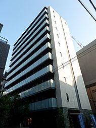 パークハビオ赤坂[8階]の外観