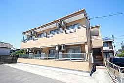愛知県名古屋市天白区島田5丁目の賃貸マンションの外観