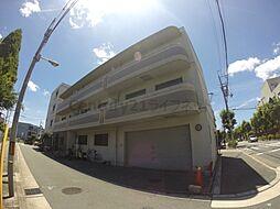 大阪府大阪市東淀川区東中島5丁目の賃貸マンションの外観