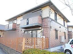 神奈川県海老名市東柏ケ谷2丁目の賃貸アパートの外観