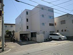 北海道札幌市東区北四十三条東18丁目の賃貸マンションの外観