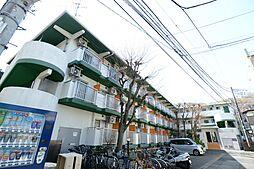 美山コーポ向ヶ丘[0309号室]の外観