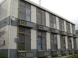 レオパレスアイランド[1階]の外観