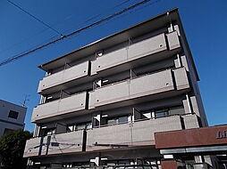 リベルテ大金[2階]の外観