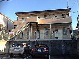 サンシティヒコ池[202号室]の外観