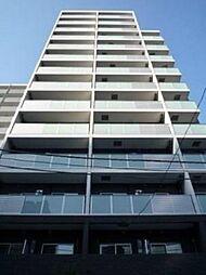 東京都港区芝2丁目の賃貸マンションの外観