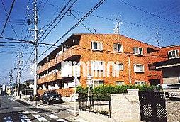 第2グリーンマンションハットリ[3階]の外観