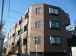 レジデンスヤマカ[202号室]の外観