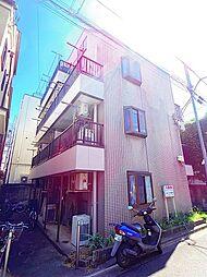 東京都小平市小川西町3丁目の賃貸マンションの外観