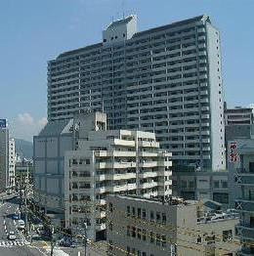 スカイプラザ横川 20階の賃貸【広島県 / 広島市西区】