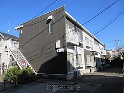 神奈川県相模原市南区上鶴間4丁目の賃貸アパートの外観