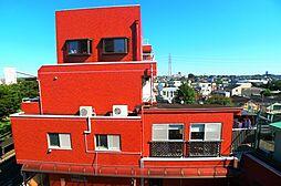 ルミエール白山[3階]の外観