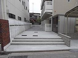 レオネクスト川口芝公園[3階]の外観