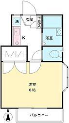高幡不動駅 4.2万円