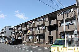 大阪府大阪市平野区加美東5丁目の賃貸アパートの外観