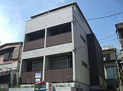 KIHACHI RESIDENCE[2階]の外観