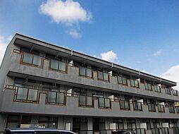 サウスタウンF[1階]の外観