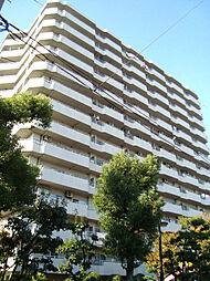 天王寺グランドハイツ[14階]の外観