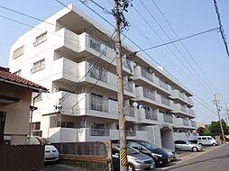 愛知県名古屋市名東区香坂の賃貸マンションの外観