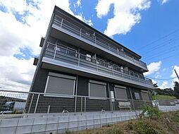 千葉県千葉市若葉区加曽利町の賃貸マンションの外観
