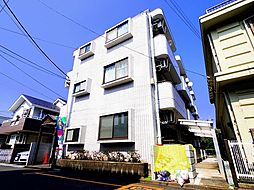 YAMAZAKI3[3階]の外観