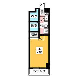 LIFE壱番館[1階]の間取り