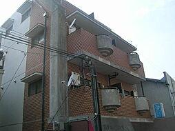 兵庫県伊丹市美鈴町3丁目の賃貸マンションの外観