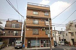 神奈川県横浜市鶴見区仲通3丁目の賃貸マンションの外観