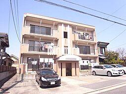 グリーンヒル若田[2階]の外観