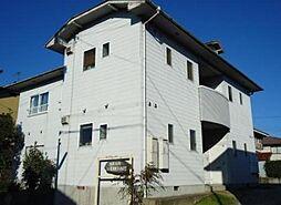 兵庫県豊岡市下陰の賃貸アパートの外観