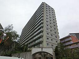 千葉県富里市日吉倉の賃貸マンションの外観
