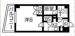 シティライフ星ヶ丘東[5階]の間取り