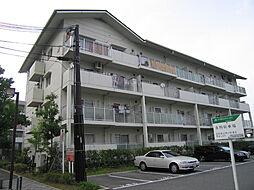 京都府木津川市兜台5丁目の賃貸マンションの外観