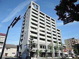 岡山県岡山市北区出石町1丁目の賃貸マンションの外観
