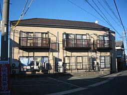 パルコートハイツ[1階]の外観