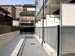 レオパレス東進[3階]の外観